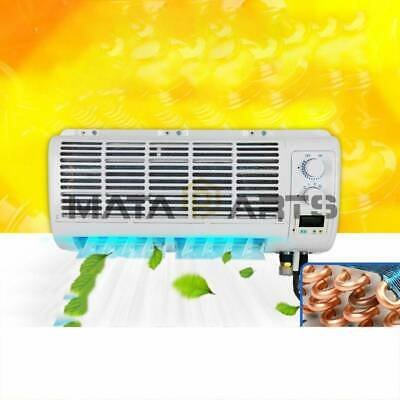 Universal 12V Wall-mounted Evaporator Assembly Air Conditioner for Truck Tractor