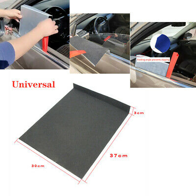 Car Truck Black Window Protector Guard Dent Removal Paintless Dent Repair Tools