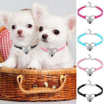 Pet Cat Dog Pendant Collar Puppy Necklace Small Dog Collars For Kitten Chihuahua
