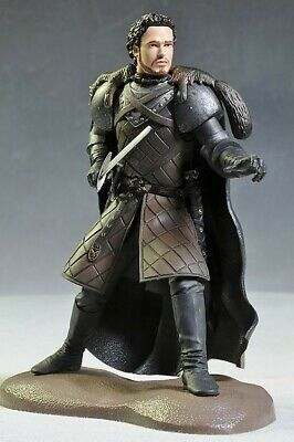 GAME OF THRONES Robb Stark Dark Horse Deluxe Figure in scatola