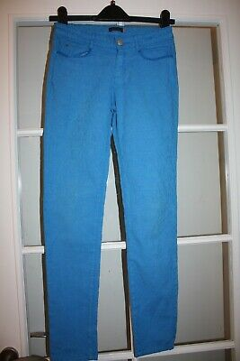 CATIMINI girls sky blue trousers, size 12 years, cost £79