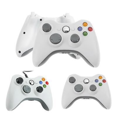 Wireless USB Wired Game Controller Bluetooth Gamepad for Microsoft Xbox 360 TN2F