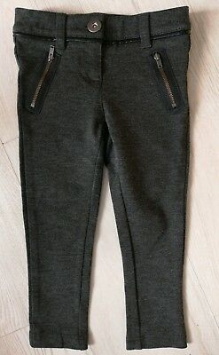 Next Girls Grey Trousers/Jeggings 3 years BNWOT
