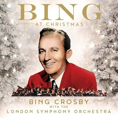 Bing at Christmas - Bing Crosby with the London Symphony Orchestra (Album) [CD]