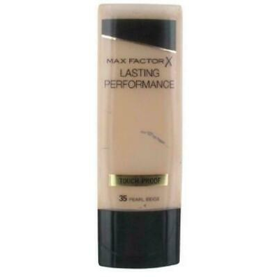 Max Factor Lasting Performance Touch-Proof Foundation - 35 Pearl Beige FULL SIZE
