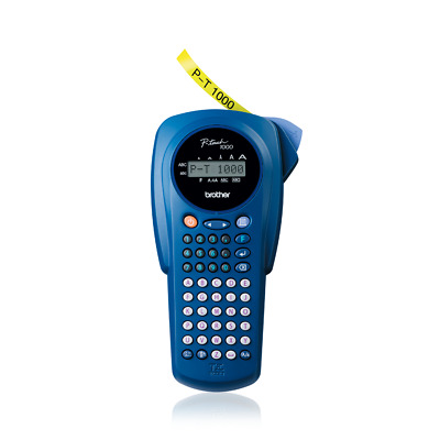Brother P Touch 1000 Labelling Electronics Handheld Thermal New