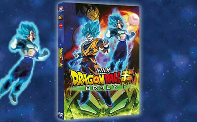 DVD nuovo sigillato  cartone animato Dragon Ball Super Broly vers italiana