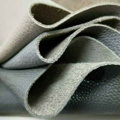 FREE DELIVERY approx 5m2 100/% Genuine Real Leather 4 Colours Sold by The Hide