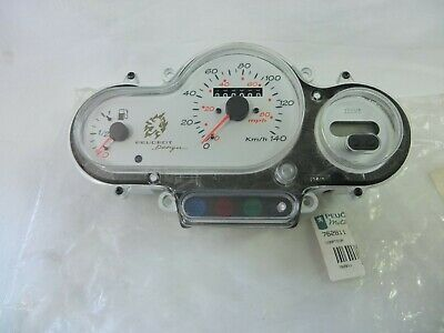 Peugeot Elyseo 100  Scooter Cruscotto Strumentazione Dashboard Compteur 762811