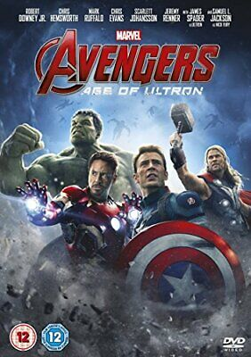 Marvel Avengers Age of Ultron DVD - Used Very Good