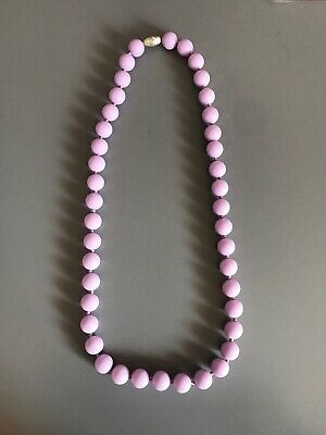 Chewbeads Necklace Lilac