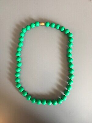 Chewbeads Necklace Green