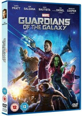 Marvel Guardians of the Galaxy DVD - Used Good