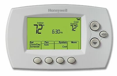 Honeywell Wi-fi 7 Day Programmable Thermostat Digital Heat Cool Remote Wink