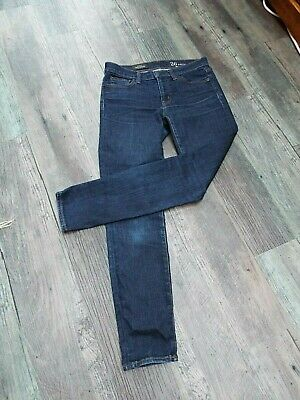 J.CREW ToothpicK Blue Stretch Jeans 26 Ankle