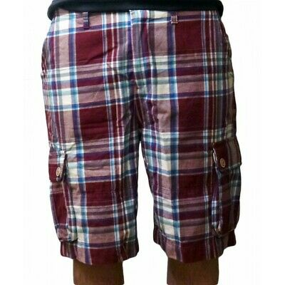 Abercrombie & Fitch shorts- XL- Red