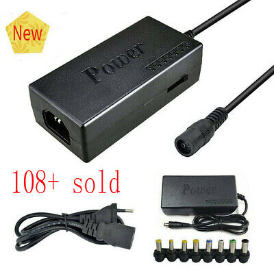 96W Universal Power Supply Charger for PC Laptop & Notebook AC//DC Power Adapter