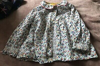 Little Bird Floral Top. Age 2-3 Years.