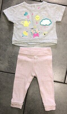 TkMax...Next Baby Girls Outfit 9-12 M Vgc