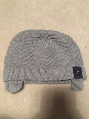 Grey Ted Baker Boys Hat 0-6 Months