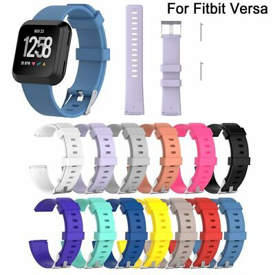 Smart Band Wrist Strap Silicone Bracelet Replacement Wristband For Fitbit Versa