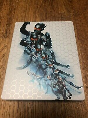 STEELBOOK Ant-Man and the Wasp Best Buy Exclusive 4K UHD + Blu-ray - No Digital