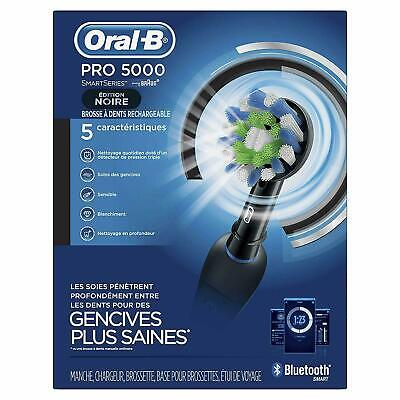 Oral-B Pro 5000 Smartseries Electric Toothbrush with Bluetooth Connectivity -...