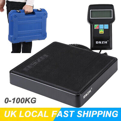 Electric Refrigerant Charging Scale Digital Electronic Scale 0-100KG UK