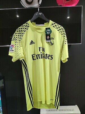 Adidas Real Madrid Football Shirt Liga