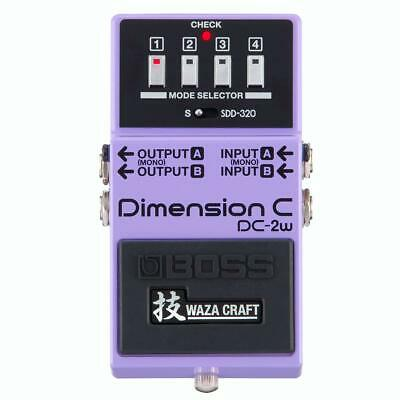 New BOSS/DC-2W Dimension C MADE IN JAPAN  Waza Craft 日本製