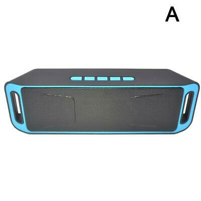 Bluetooth Rechargeable Wireless Speaker Portable Outdoor Radio Stereo FM US L6G3