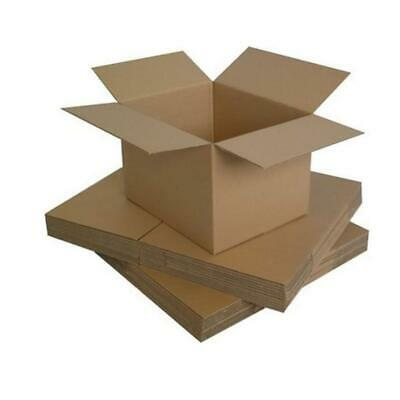 High Quality Single Wall Postal Mailing Cardboard Boxes Package In All Size UK