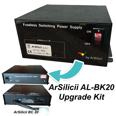 ARSILICII AL BK20 UPGRADE Kit Batterieladegerät RollerTeam