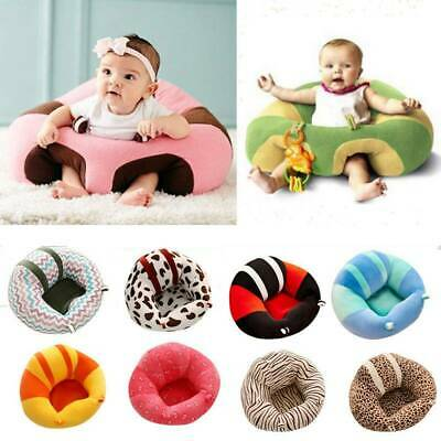 Baby Cotton Baby Support Seat Soft Sofa Chair Cushion Plush Pads Pillow Toy Seat