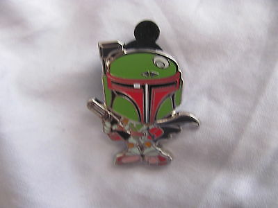 Disney Trading Pins  108552 Cute Star Wars Mystery Pin - Boba Fett Only