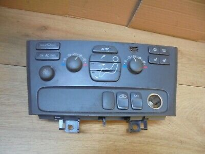 Volvo V70 2002 Climate Heater Control Panel