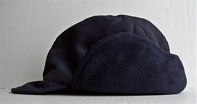 Peter Storm Men's Thinsulate Insulation Fleece Lined Hat Blue Size M Adjustable
