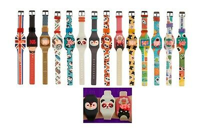 DIGITAL KIDS Watches Wrist Led Children Sport Boys Girls Watch Unisex Gifts