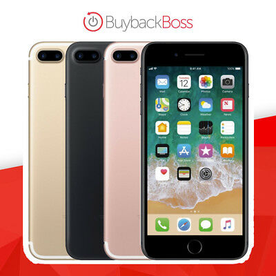 iPhone 7 Plus | 32 128 256GB | Unlocked AT&T Sprint TMobile - 1 Year Warranty!