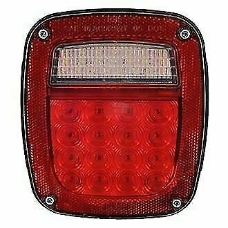 Grote G5092-5 Hi Count Red LED Tail Light   FREE SHIPPING