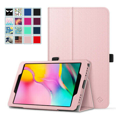 "For Samsung Galaxy Tab A 8.0"" 2019 SM-T290/T295 Folio Case Stand Cover Holder"