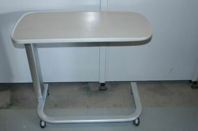 Active Medical Supplies Viva Mobile Hospital Aged Care Nursary Overbed Table