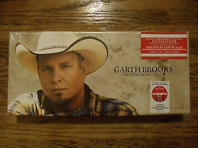 New Garth Brooks The Ultimate Collection Target Version 2 extra songs