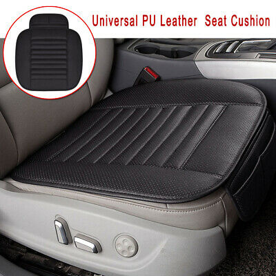 Neuf PU Cuir Deluxe Voiture Housse Siège Protection Coussin avant Pad Universel
