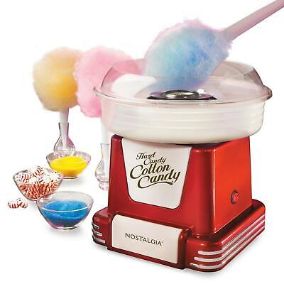 Nostalgia Retro Hard Sugar Free Cotton Candy Flossing Sugar Electric Maker