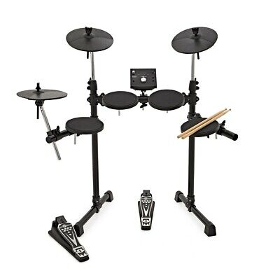 Digital Drums 400 Compact Electronic Drum Kit by Gear4music-DAMAGED- RRP £199.99