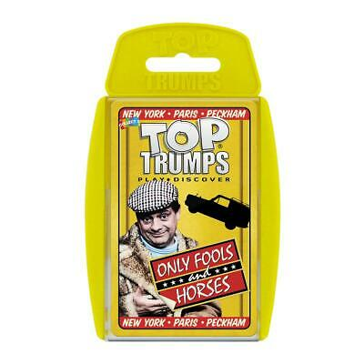 Only Fools & Horses Top Trumps Card Game