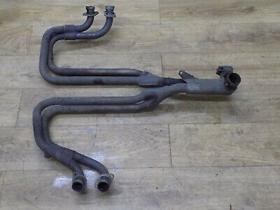 Honda St1100 Pan European 1990 Exhaust Down Pipes And Collector