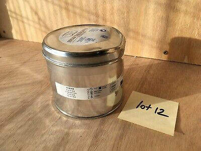 Charbonnel Etching Ink Black RSR 800 ml Tin (dented) lot 12