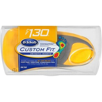 Dr. Scholl's CF130 Custom Fit Orthotic Inserts Dr.Scholl's Dr Scholls CF 130